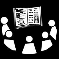 krantengroep / groep actualiteit